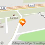 Map Hotel La Rad Galindo y Perahuy, Spain