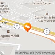 Map Quality Inn & Suites Albany Airport Latham Latham, United States