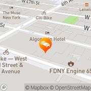 Map Royalton New York New York, United States
