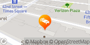 Map Courtyard by Marriott New York Manhattan/Times Square New York, United States