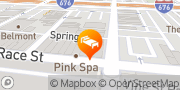 Map Four Points by Sheraton Philadelphia City Center Philadelphia, United States