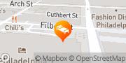 Map Philadelphia Marriott Downtown Philadelphia, United States