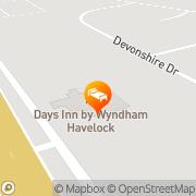 Map Quality Inn - Closed Havelock, United States