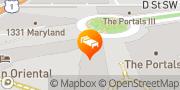 Map Mandarin Oriental, Washington D.C. Washington, United States