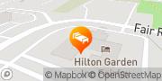 Map Hilton Garden Inn Fairfax Fairfax, United States