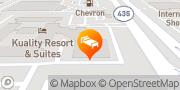 Map I-Drive Grand Resort & Suites Orlando, United States