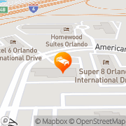 Map Home2 Suites By Hilton Orlando Near Universal Orlando, United States