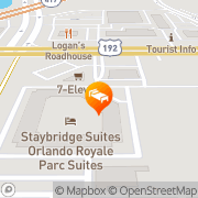 Map Quality Suites The Royale Parc Suites - Closed Kissimmee, United States