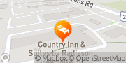 Map Country Inn & Suites by Radisson, Greenville, SC Greenville, United States
