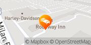 Map Rodeway Inn Sandusky, United States