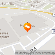 Map Travelodge Galway Galway, Ireland