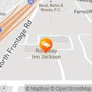 Map Quality Inn - Closed Jackson, United States