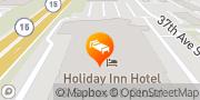 Map Holiday Inn & Suites St. Cloud Saint Cloud, United States