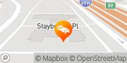 Map Staybridge Suites Fort Worth - Fossil Creek Fort Worth, United States