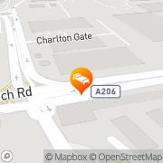 Map The Antigallican Hotel London, United Kingdom