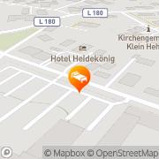 Karte Hotel Heidekönig Celle, Deutschland