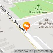 Map Park Hotel Villa Ariston Lido di Camaiore, Italy