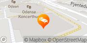 Kort Radisson Blu H.C. Andersen Hotel, Odense Odense, Danmark