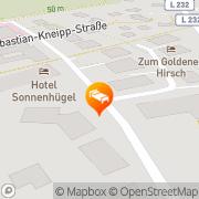 Karte Golf- & Wellnesshotel Zur Amtsheide Bad Bevensen, Deutschland