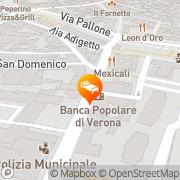 Map Best Western Hotel de Capuleti Verona, Italy