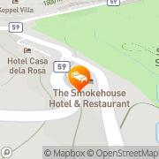 Map The Smokehouse Hotel & Restaurant Cameron Highlands Cameron Highlands, Malaysia