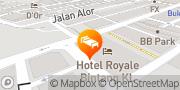 Map The Royale Bintang Kuala Lumpur Kuala Lumpur, Malaysia