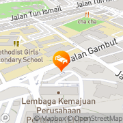 Map Hotel Grand Continental Kuantan Kuantan, Malaysia
