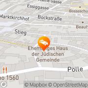 Karte Himmel & Hölle Quedlinburg, Deutschland