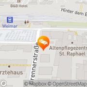 Karte Lounge Hotel Weimar Weimar, Deutschland