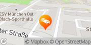 Karte Holiday Inn Munich - City East München, Deutschland