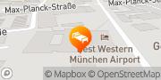 Karte Best Western Hotel Muenchen Airport Erding, Deutschland