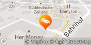 Karte Best Western Plus Parkhotel Erding Erding, Deutschland