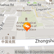 Map Sam Q Hotel Guangzhou, People's Republic of China
