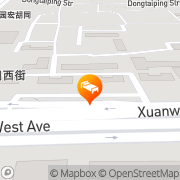 Map JJ Inns - Beijing Changchun Street Beijing, People's Republic of China