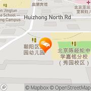 Map Celebrity International Grand Hotel Beijing, People's Republic of China