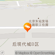 Map Mercure Beijing Downtown Beijing, People's Republic of China