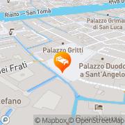 Map Dimora Veneziana Apartments Venice, Italy
