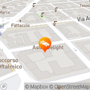 Map Vatican Vacation B&B Rome, Italy