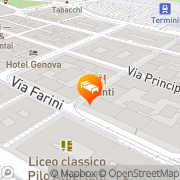 Map WRH Suites Rome, Italy