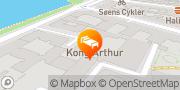 Kort Kong Arthur København, Danmark