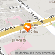 Map Jin Jiang Da Hua Hotel Shanghai, People's Republic of China