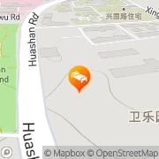 Map La Faeux Casual Hotel Shanghai Shanghai, People's Republic of China