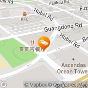 Map The Langham, Yangtze Boutique, Shanghai Shanghai, People's Republic of China