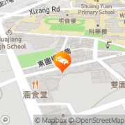 Map Wonstar Hotel (ChongHua) Taipei, Taiwan