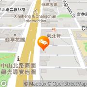Map Zimei Business Taipei, Taiwan