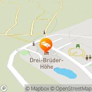 Karte Drei Brüder Höhe Marienberg, Deutschland