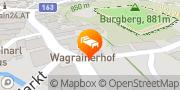 Karte Hotel Wagrainerhof Wagrain, Österreich