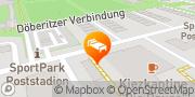 Map Tentstation Berlin, Germany