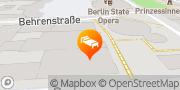 Map Hotel De Rome Berlin, Germany