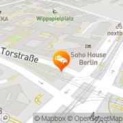 Map Soho House Berlin Berlin, Germany